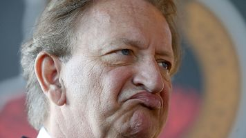 Eugene Melnyk went to court to get his private plane back