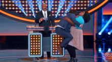 Comedians Crack Steve Harvey Up on 'Celebrity Family Feud'