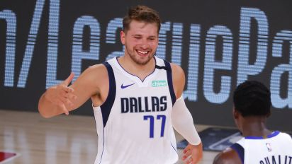 Luka Doncic is 21 and he's already superhuman