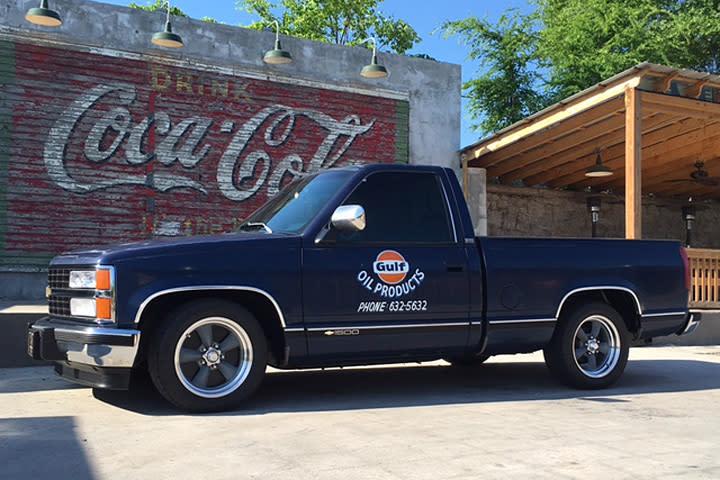 Chevy truck 93