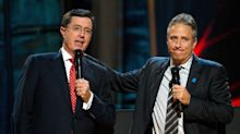 Jon Stewart and Stephen Colbert didn't help elect Donald Trump after all, science says