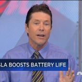 Buy Tesla on new battery?