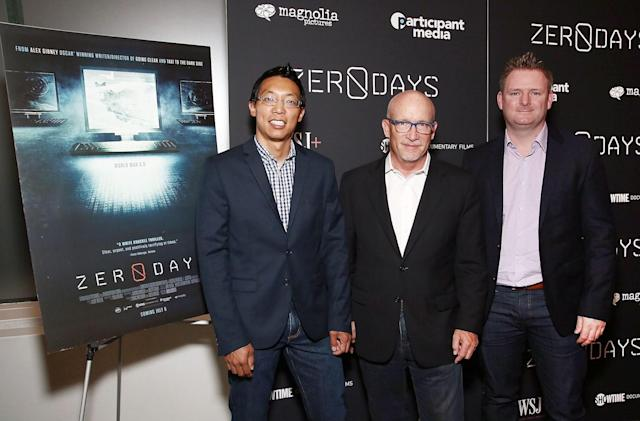 Alex Gibney on Stuxnet and why we need to talk about cyberwar