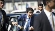 High fives, low bows: electioneering, Japan style
