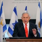 Israelis protest outside Netanyahu's home after bid to curb demonstrations