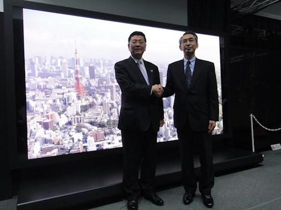 Panasonic teams up with NHK on 145-inch 8K Super Hi-Vision plasma TV (Update: video)