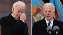 'Extremely touching': Biden praised for stark contrast in speech