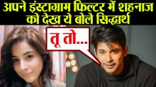 Siddharth Shukla reacts on Shehnaz Gill's new video;Here's why