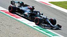F1 - GP d'Italie - Lewis Hamilton décroche la pole à Monza, devant Valtteri Bottas