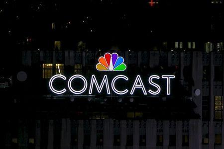 News post image: Comcast Stock Falls 3%