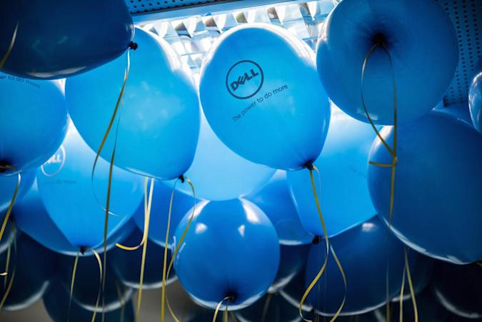 Dell's buying EMC for $67 billion in the biggest tech deal ever