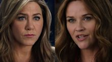 Jennifer Aniston And Reese Witherspoon Face Off In Fiery Trailer For 'The Morning Show'