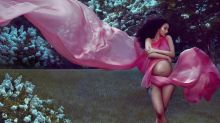 Cardi B just revealed the mother of all maternity shoots