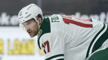 Wild's Marcus Foligno much more than a role player now