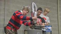 Bio-diesel science project fueled by Shepard High students