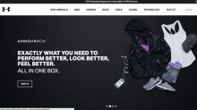 Under Armour jumps on the subscription box trend