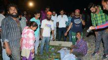 Tragedia en la India: mueren 50 personas arrolladas por un tren