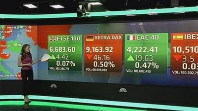 European market closes mixed-to-lower