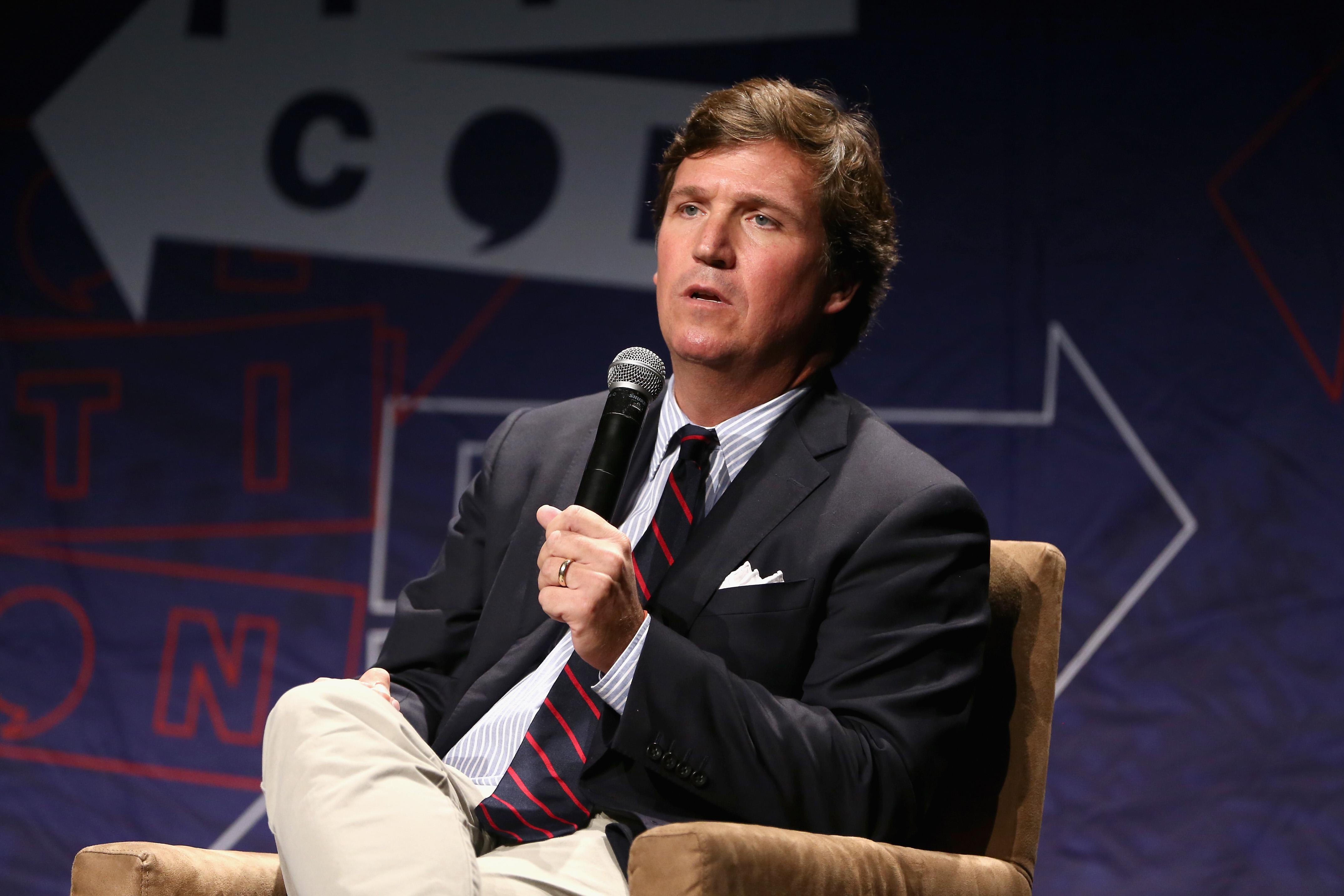 Tucker Carlson apologizes for false voter fraud claims in Georgia: 'We're always going to correct when we're wrong'