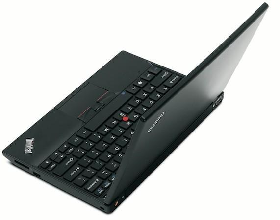 Lenovo ThinkPad X120e snatches up AMD's Zacate, aims to right all of the X100e's wrongs