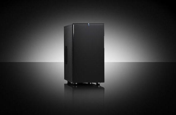 Fractal Design's Define Mini custom PC case ditches LEDs for style
