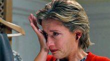 Las lágrimas de Emma Thompson en 'Love Actually' eran reales: había descubierto la infidelidad de Kenneth Branagh
