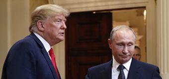 Putin's remarks on Fox echo Trump's in 2017