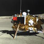 China and NASA Share Moon Landing Data