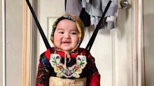 Video Of Dancing Baby Named Brave Will Make Your Day