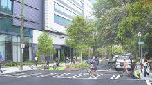 Midtown transportation improvements favor alternates to cars