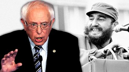 Sanders's praise for Castro riles Cuban-Americans