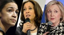 'Poll tax': Clinton and Harris join Ocasio-Cortez against bill to charge Florida ex-convicts to vote