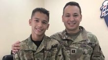 Family speaks out after neighbor calls cops on teen amputee for wearing military gear and carrying airsoft gun
