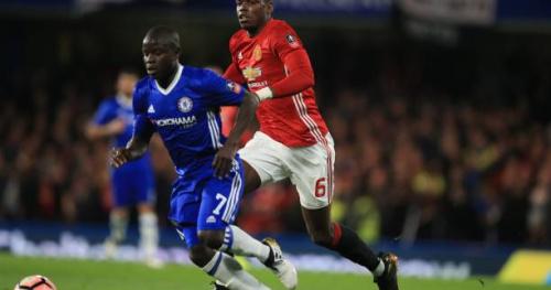 Foot - ANG - MU - Manchester United : Paul Pogba veut prendre sa «revanche» contre Chelsea