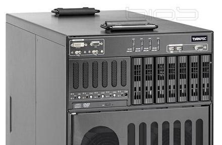 "Tyan Typhoon 600 series reaches 256 gigflops for ""personal supercomputing"""