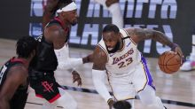 Lakers seek to keep their 'cadence' while awaiting start of conference finals