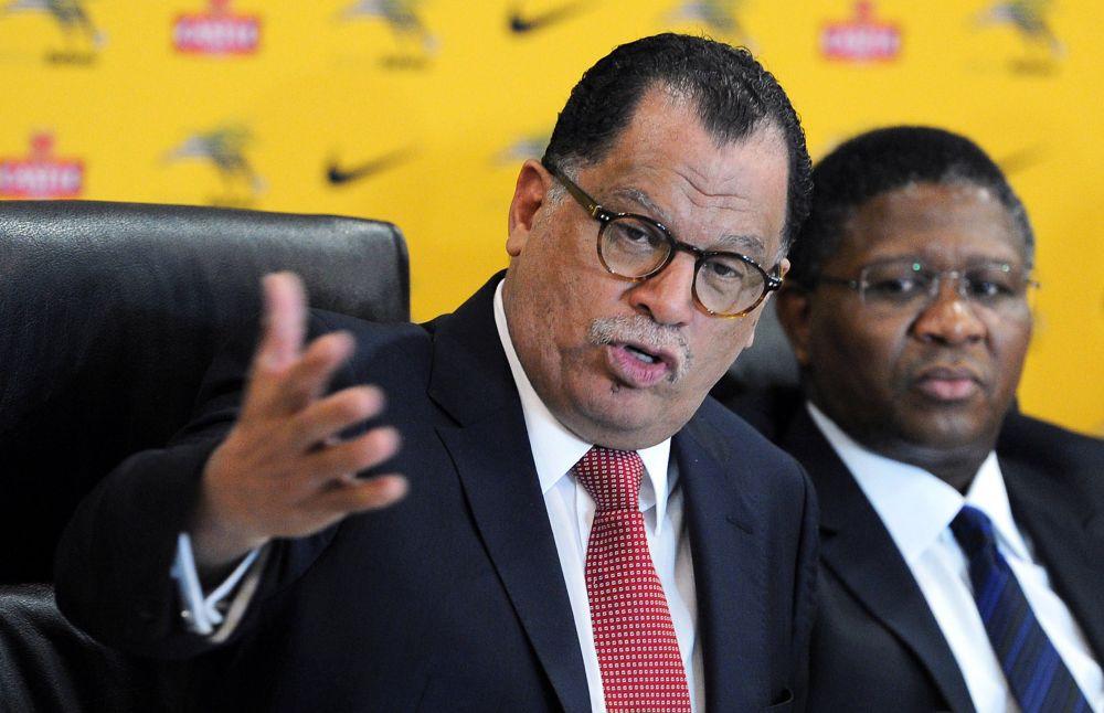Jordaan: Safa still in talks with one person for Bafana Bafana coaching job