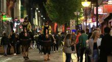 Pubs shut in Liverpool as UK tightens virus control measures