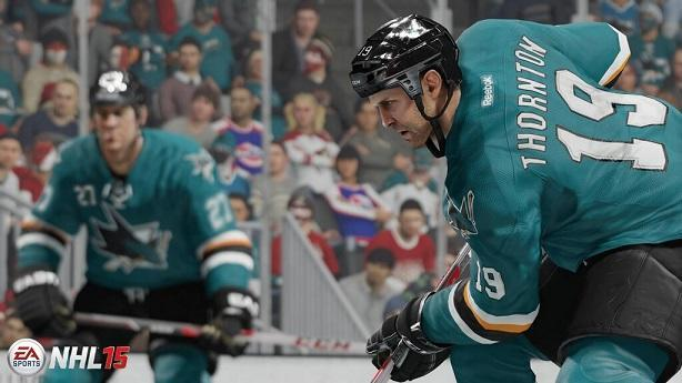 NHL 15 checks first screenshot, pre-order bonuses