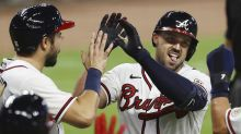 Braves provide fantasy delights in historic 29-run outburst against Marlins