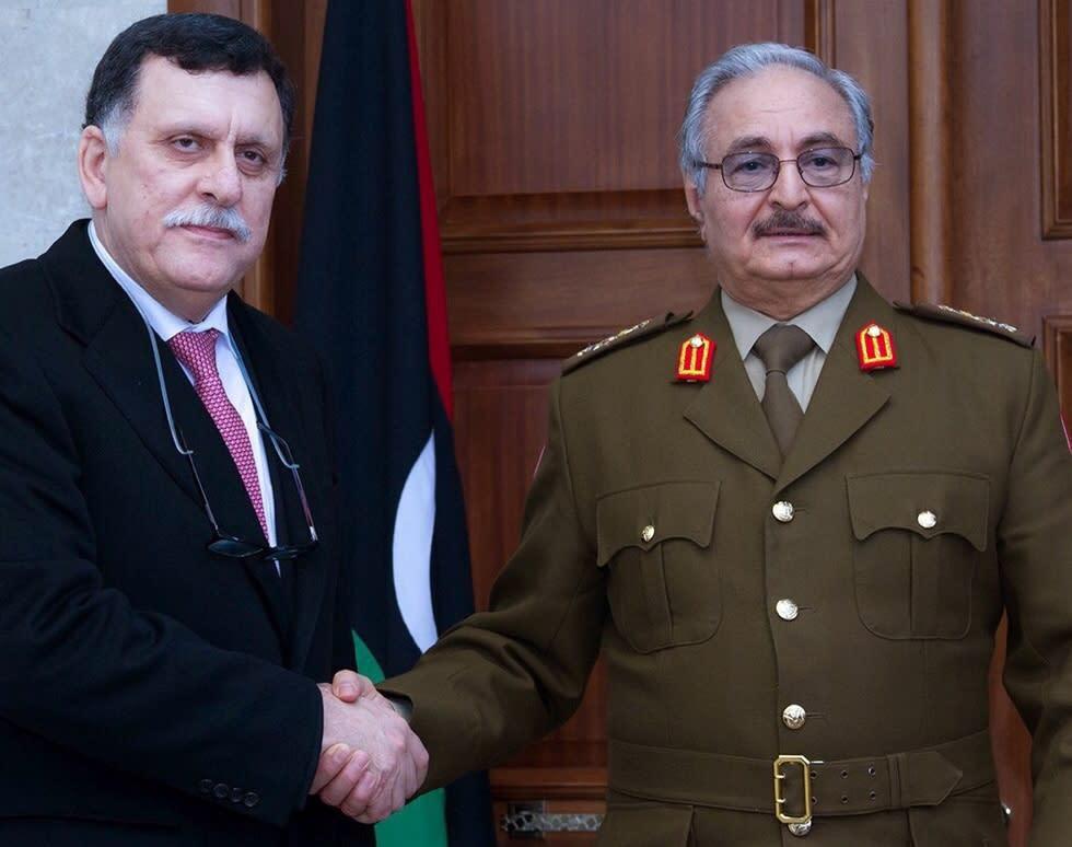 Глава ПНС попытался оказать давление на Хафтара накануне берлинской конференции