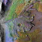 NASA picks ancient Martian river delta at Jezero Crater as landing site for 2020 rover