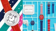 4款讓你訂製的個性腕錶