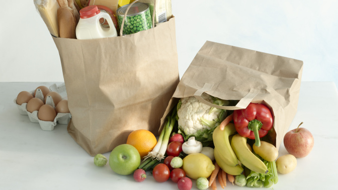 Cut your food budget in half with these 10 tips