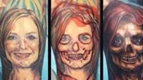 What Do You Do With a Tattoo of an Ex-Girlfriend?