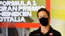 F1 - GP d'Italie - Romain Grosjean: «Je suis très frustré» après les qualifications à Monza