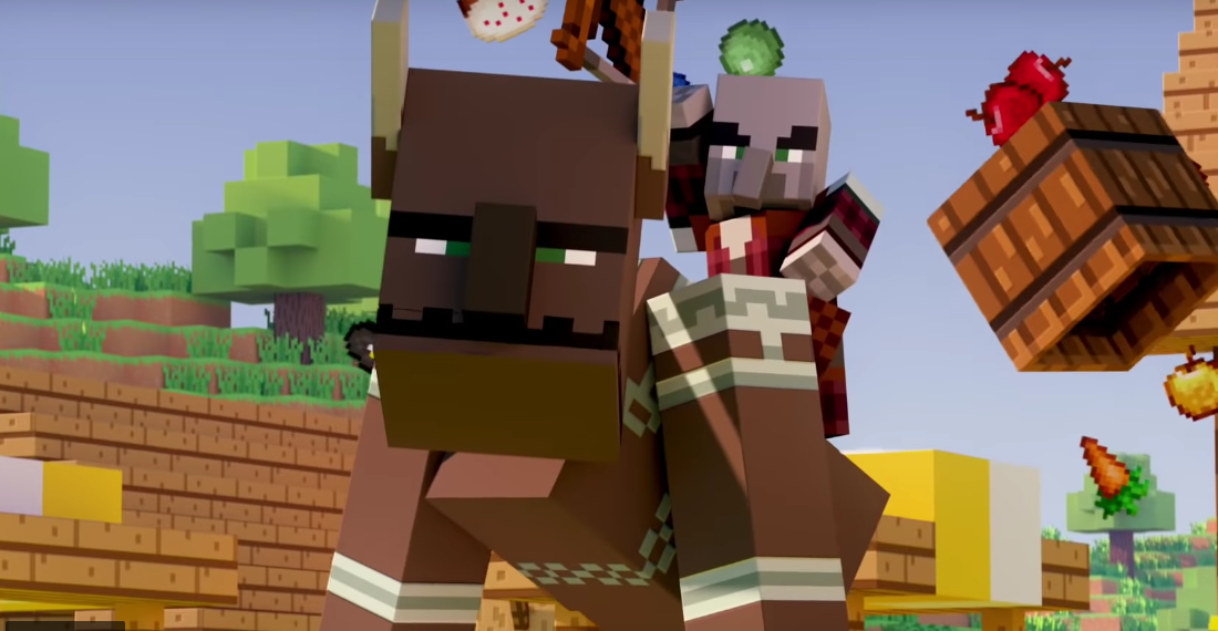 Report: A decade on, Minecraft could be 'more valuable than Halo' (DFC Intelligence)
