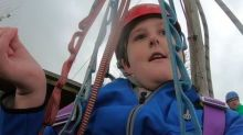 Severely disabled boy sues theme park for failing to provide suitable toilet