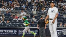 Yankees Offense Falters, Opening Homestand With Frustrating Loss to Athletics
