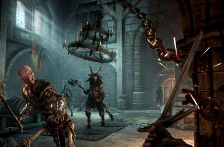Dark fantasy slasher Hellraid hits PS4, Xbox One in 2015
